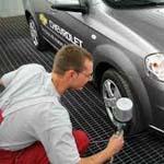 Como pintar el auto
